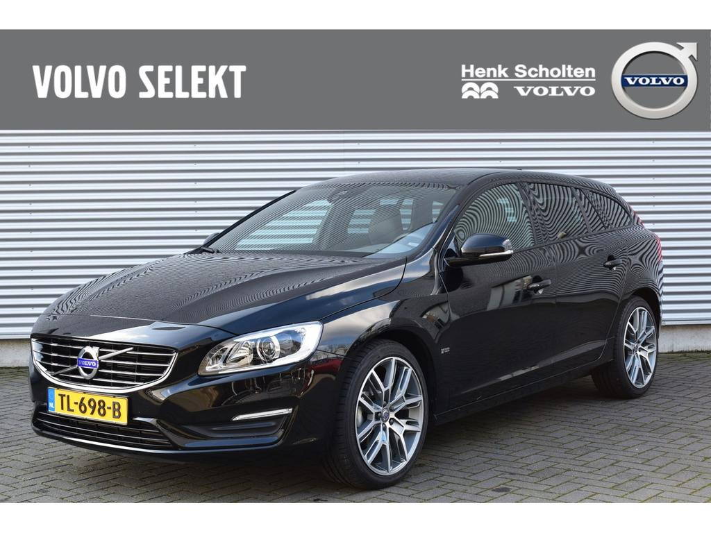 Volvo V60 T3 polar+ dynamic comfortline sportleder navi