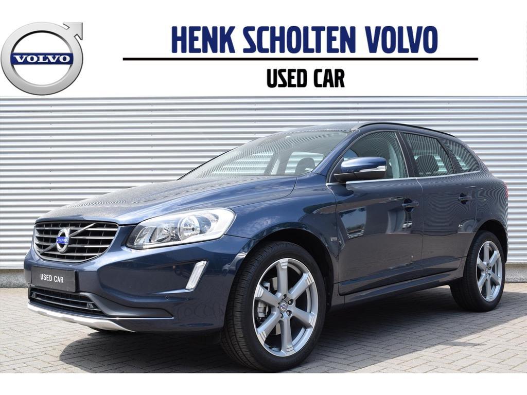 Volvo Xc60 D3 aut(6) momentum navi park assist voor en achter