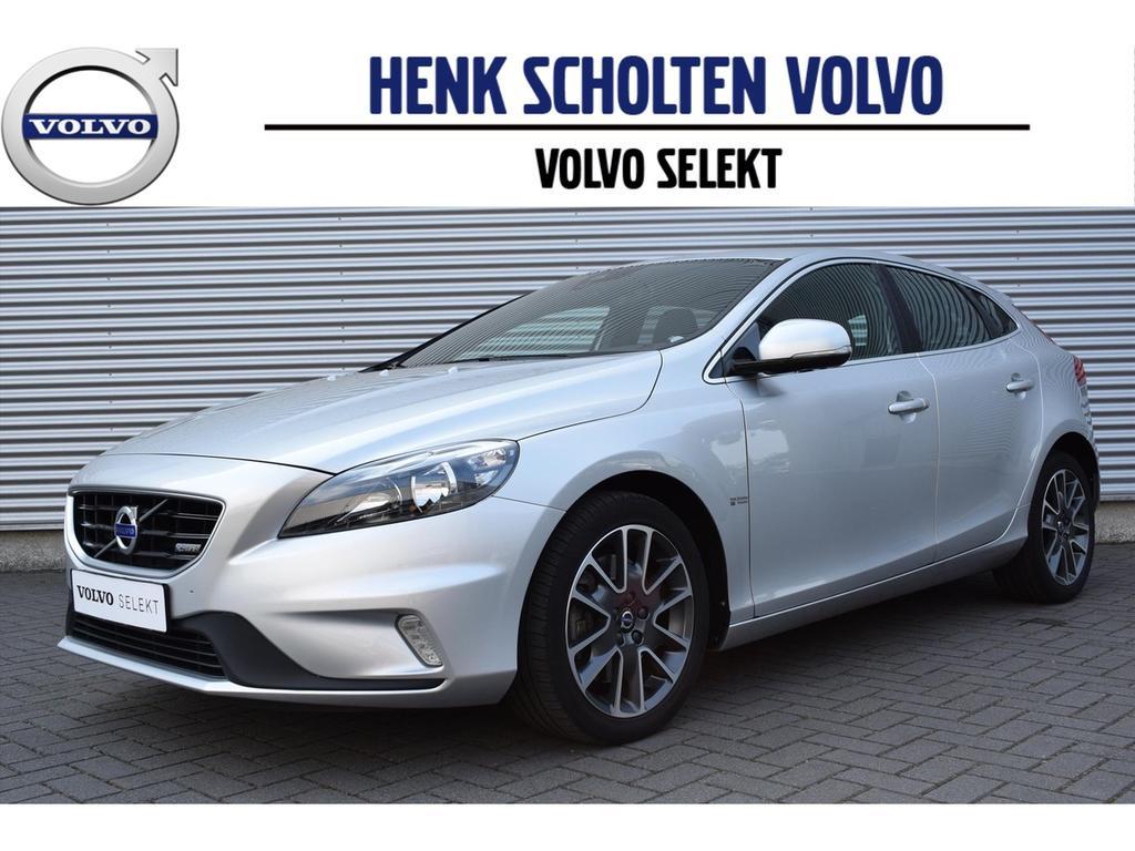 Volvo V40 2.0 d4 190pk r-design navi trekhaak afneembaar