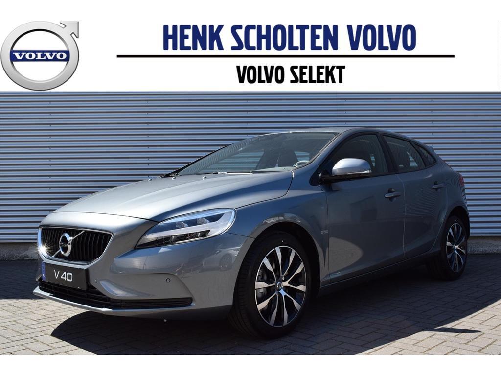 Volvo V40 T3 152pk geartronic dynamic edition leder