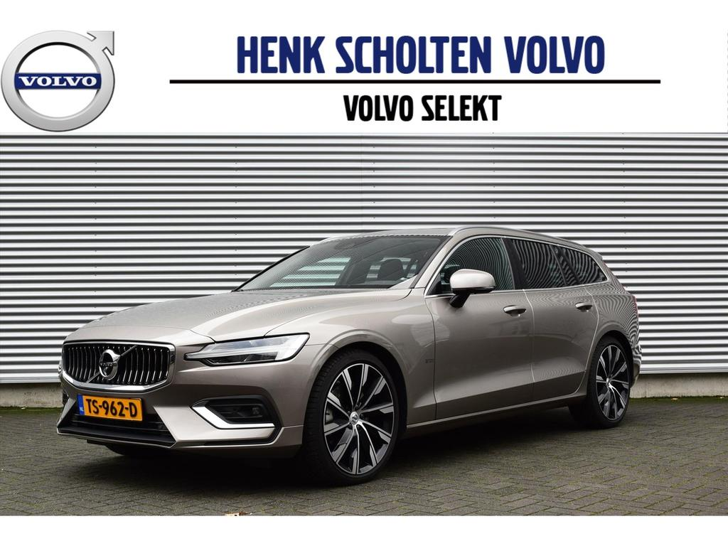 Volvo V60 New t6 310pk awd inscription fourc panodak trekhaak