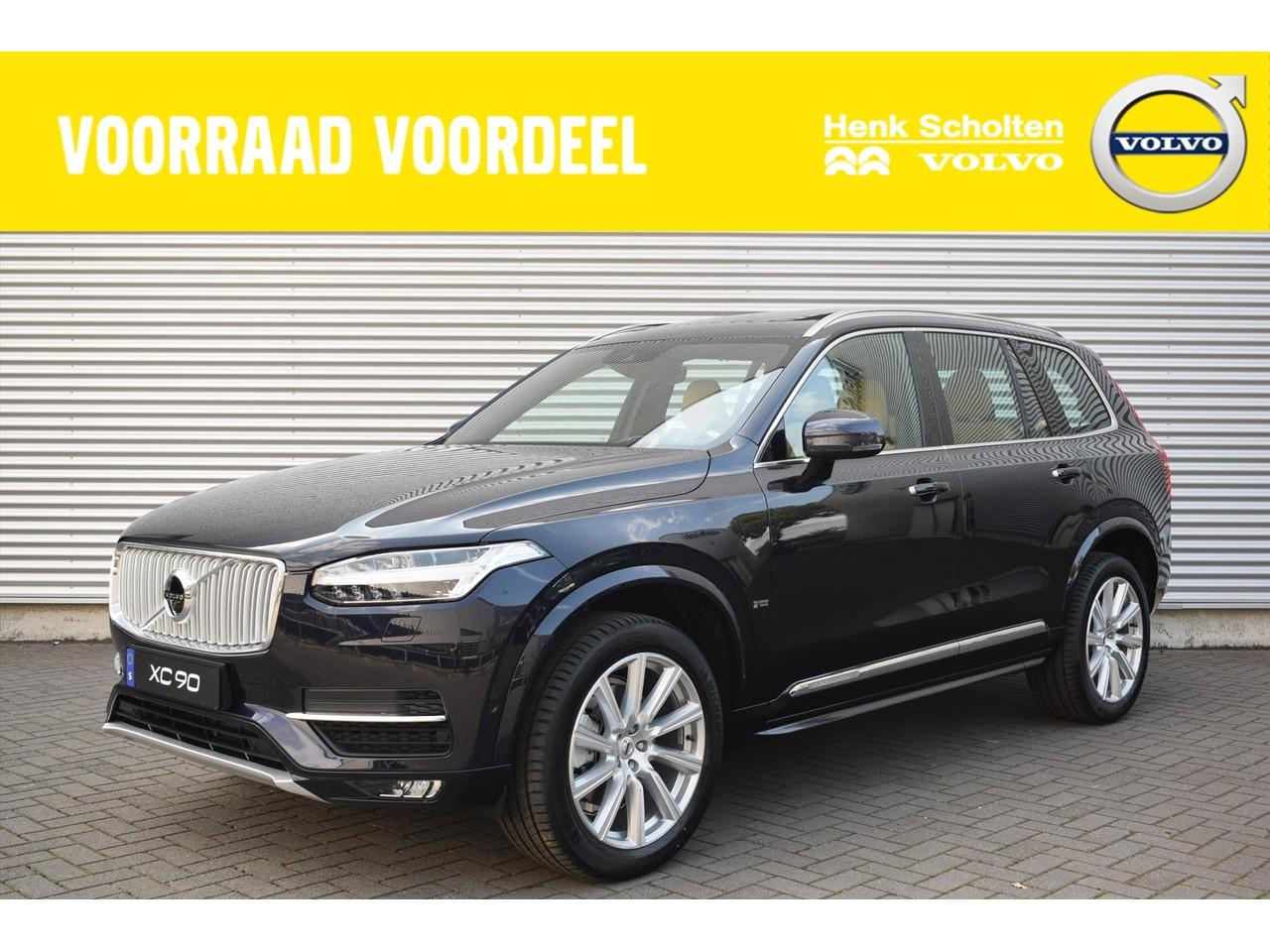 Volvo Xc90 T5 aut(8) awd inscription luchtvering panoramadak