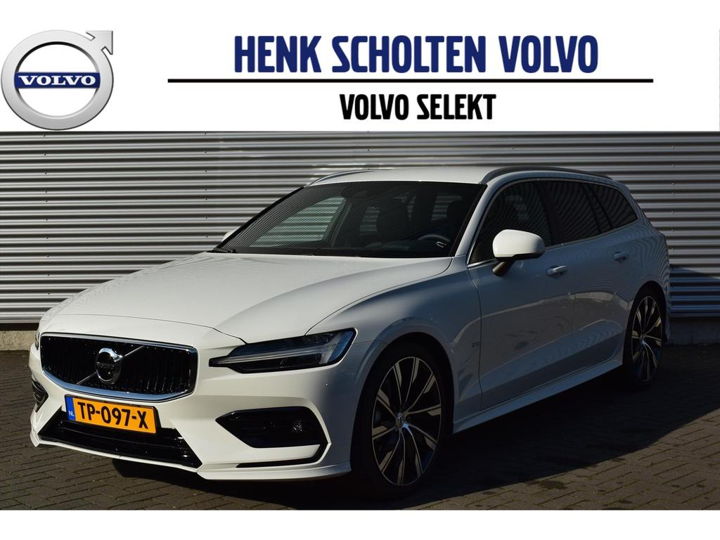Volvo V60 New d4 190pk momentum navi sportstoelen 20-inch