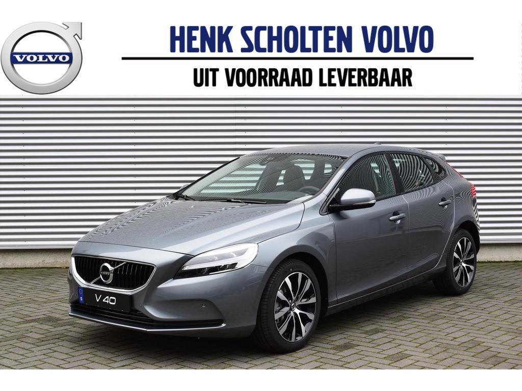 Volvo V40 T3 aut 152pk dynamic edition navi led
