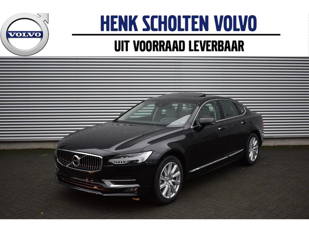 Volvo S90 T4 190pk aut(8) inscription navi leder