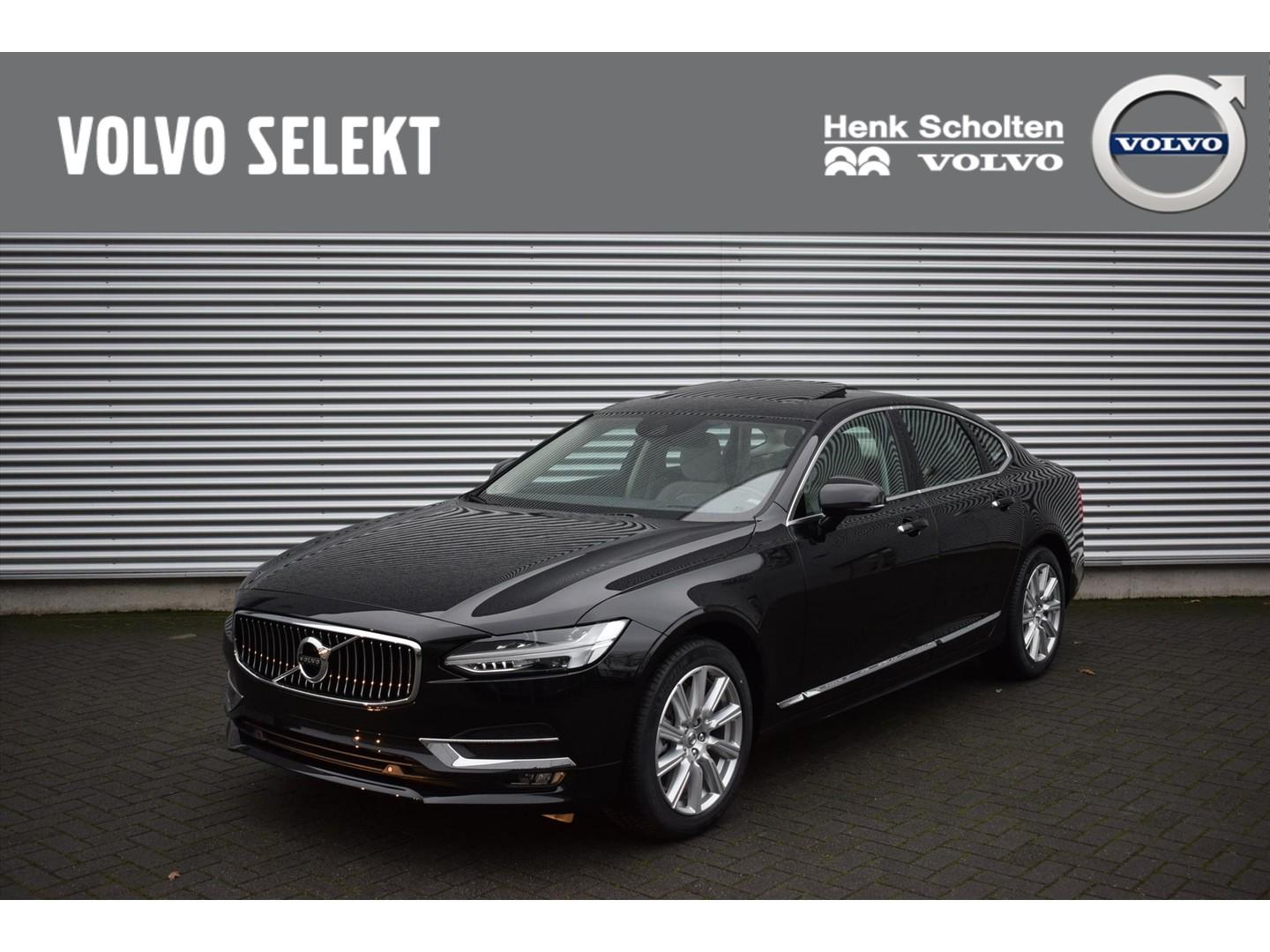 Volvo S90 T4 190pk aut(8) inscription intellisafe open dak