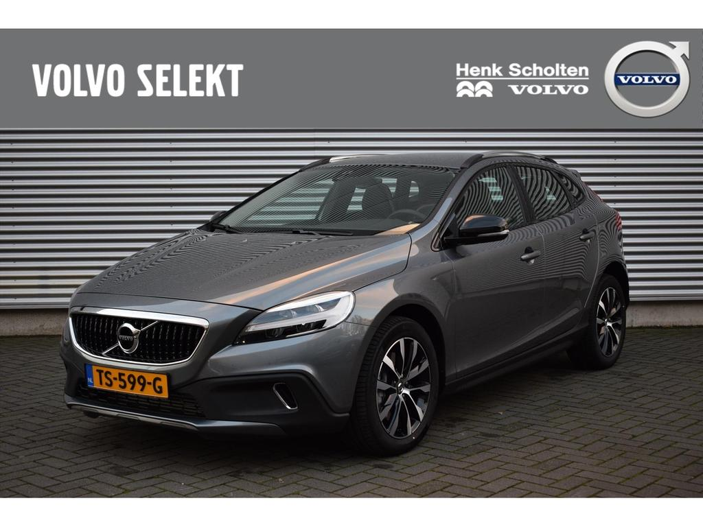 Volvo V40 cross country T3 152pk aut(6) dynamic edition navi