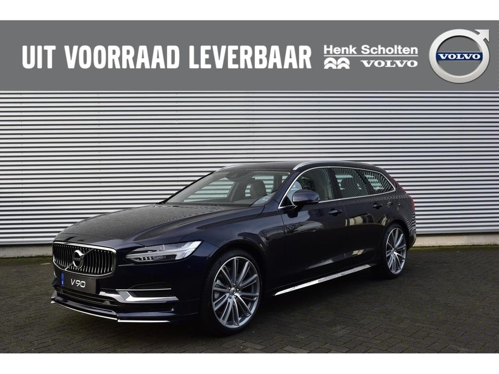 """Volvo V90 T4 aut momentum ,styling kit ,21""""lm leder"""