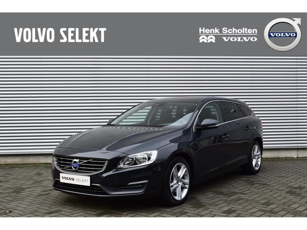 """Volvo V60 D4 aut 181pk momentum, 17""""lm ,navi"""