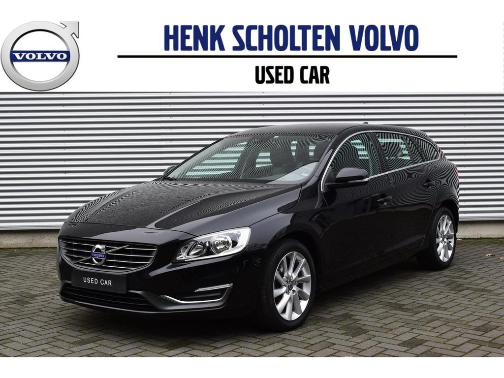 Volvo V60 T3 150pk summum leder , navi , stoelverwarming