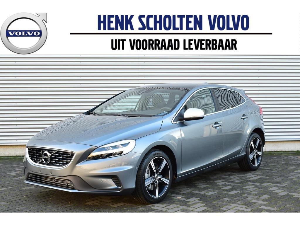 Volvo V40 T3 152pk geartronic polar+ sport panodak