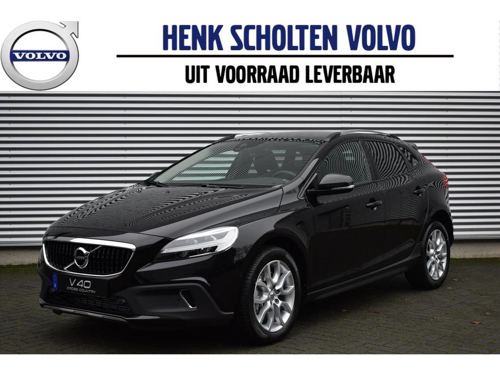 Volvo V40 cross country T3 aut polar+ luxury ,leder, panoramadak