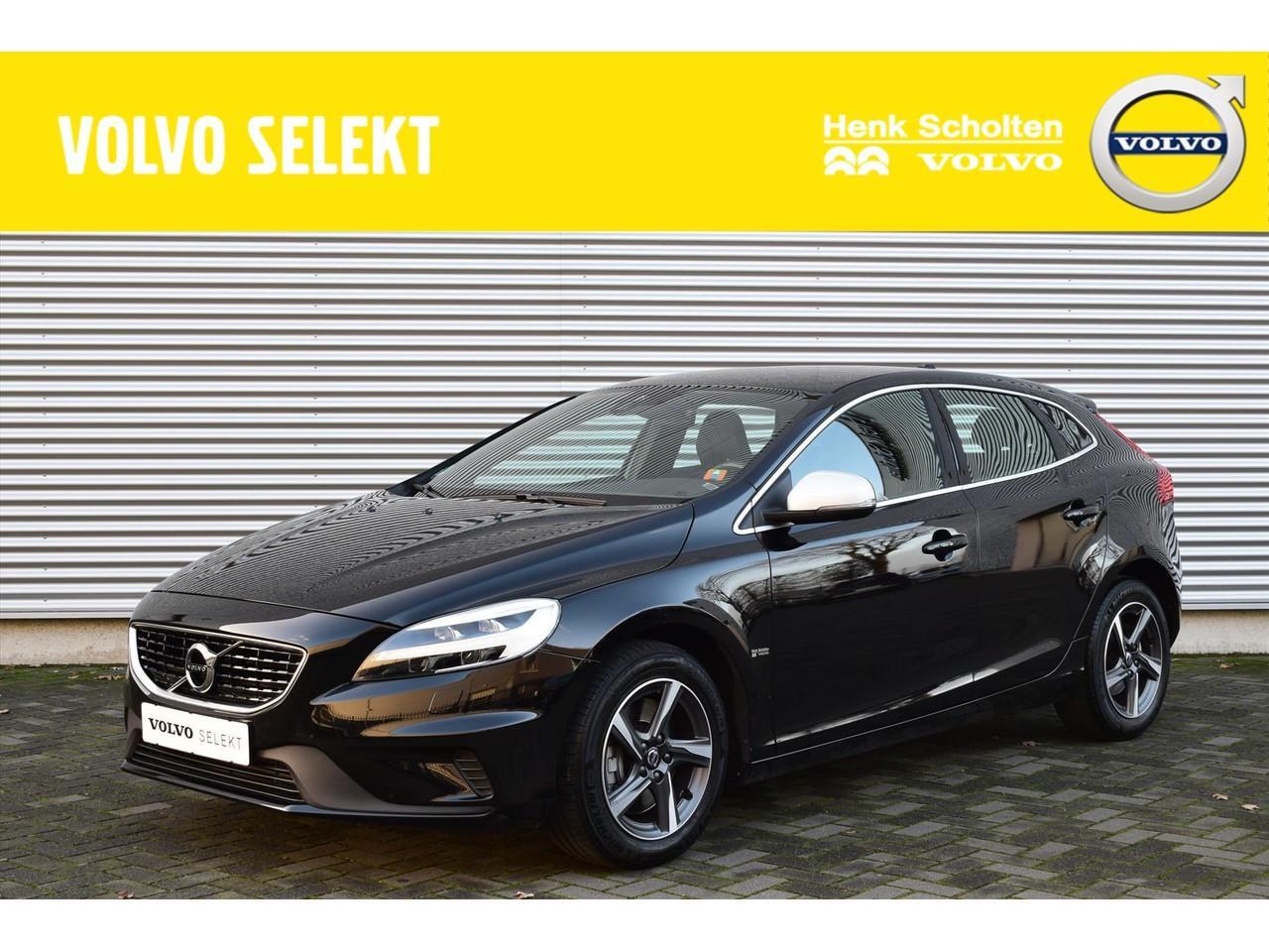 Volvo V40 2.0 d2 aut(6) nordic+ sport/navi/led/on call