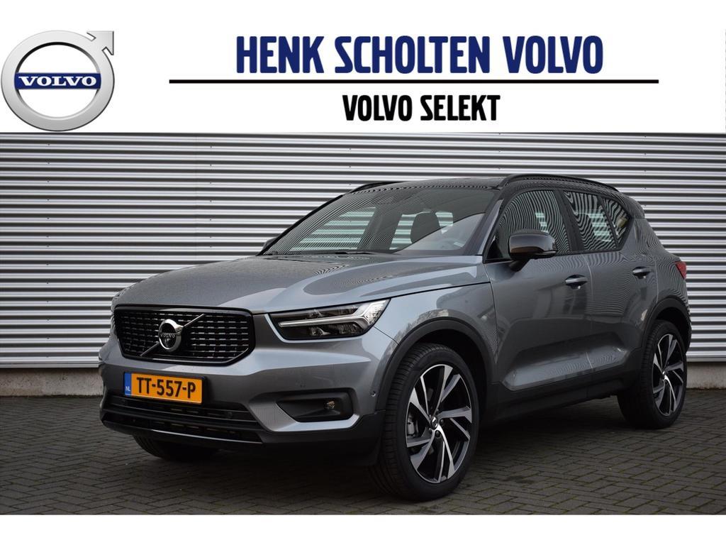 Volvo Xc40 T4 190pk aut r-design full options