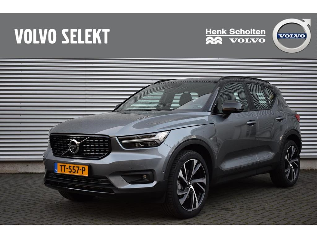 Volvo Xc40 T4 190pk aut r-design full options