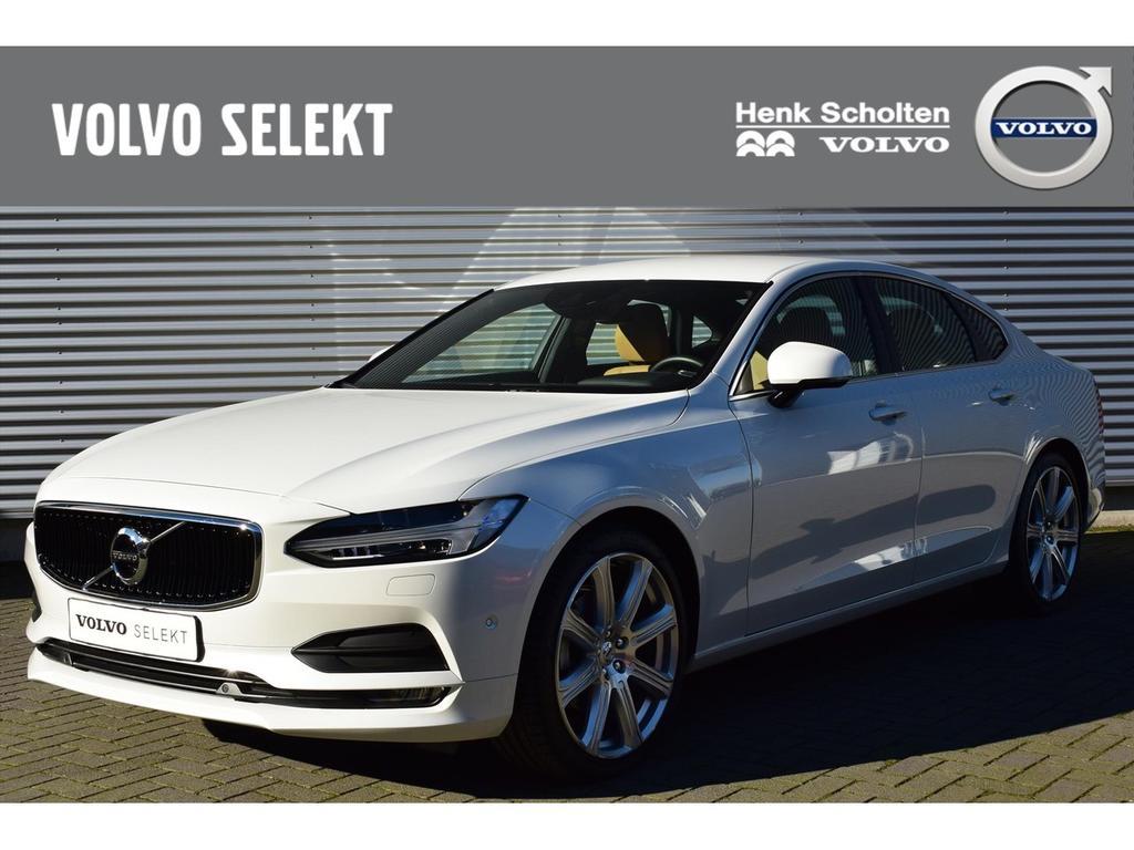 Volvo S90 D4 geartronic momentum 190pk park assist voor + achter