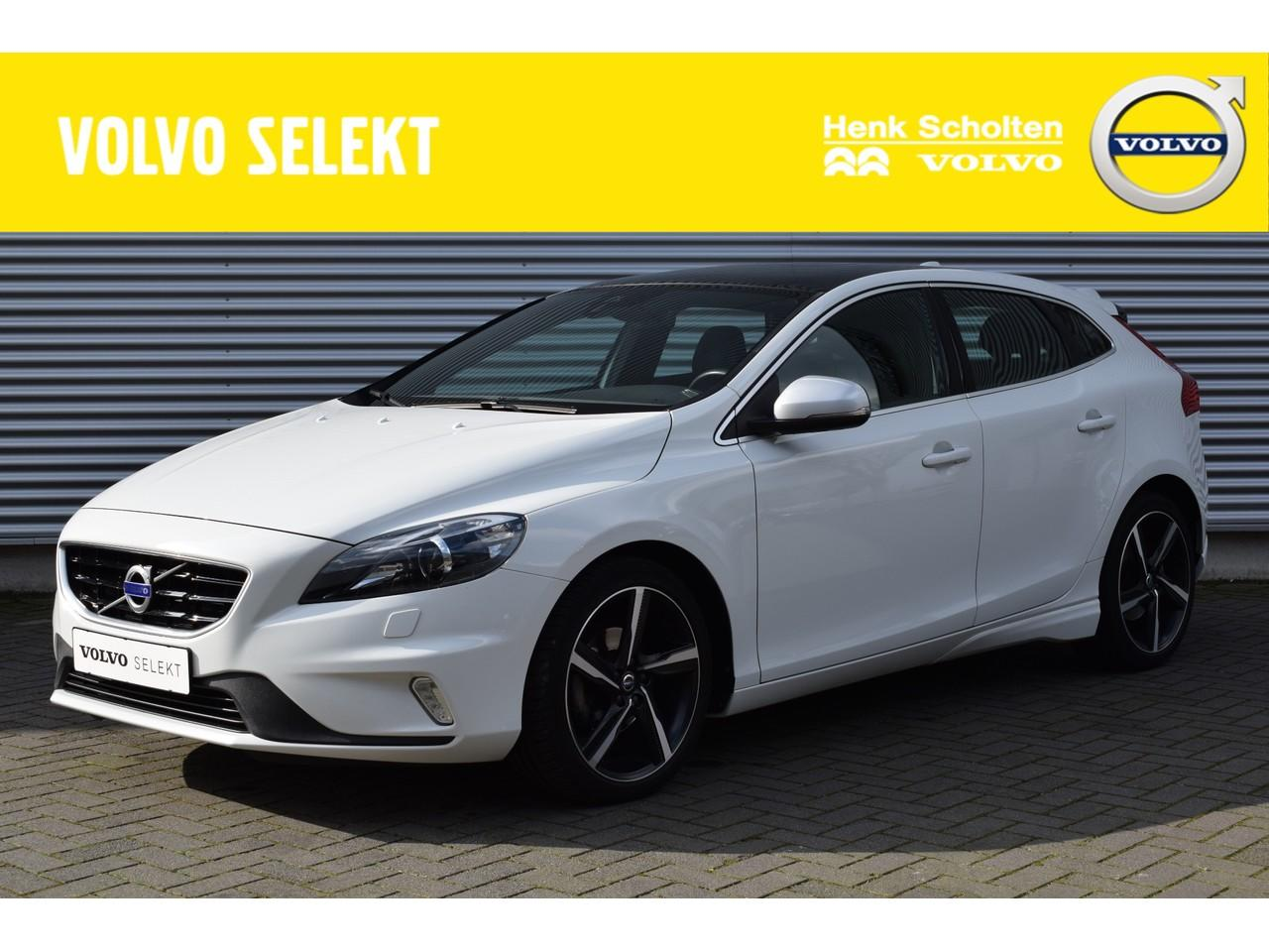 """Volvo V40 2.0 d2 r-design luxuryline styling kit 18"""" leder"""