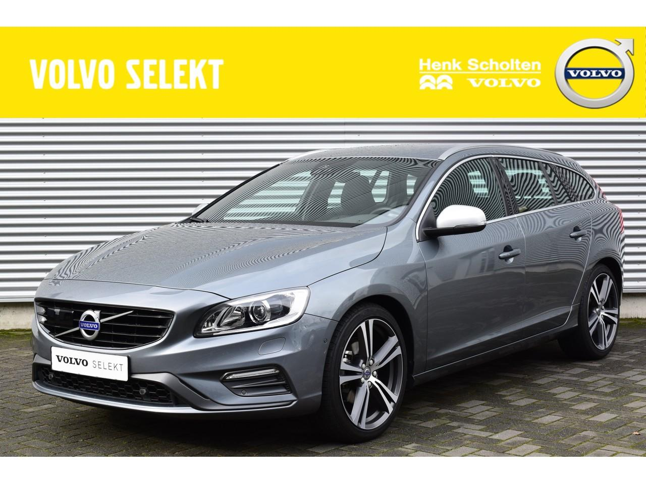 Volvo V60 D2 120pk start/stop geartronic r-design