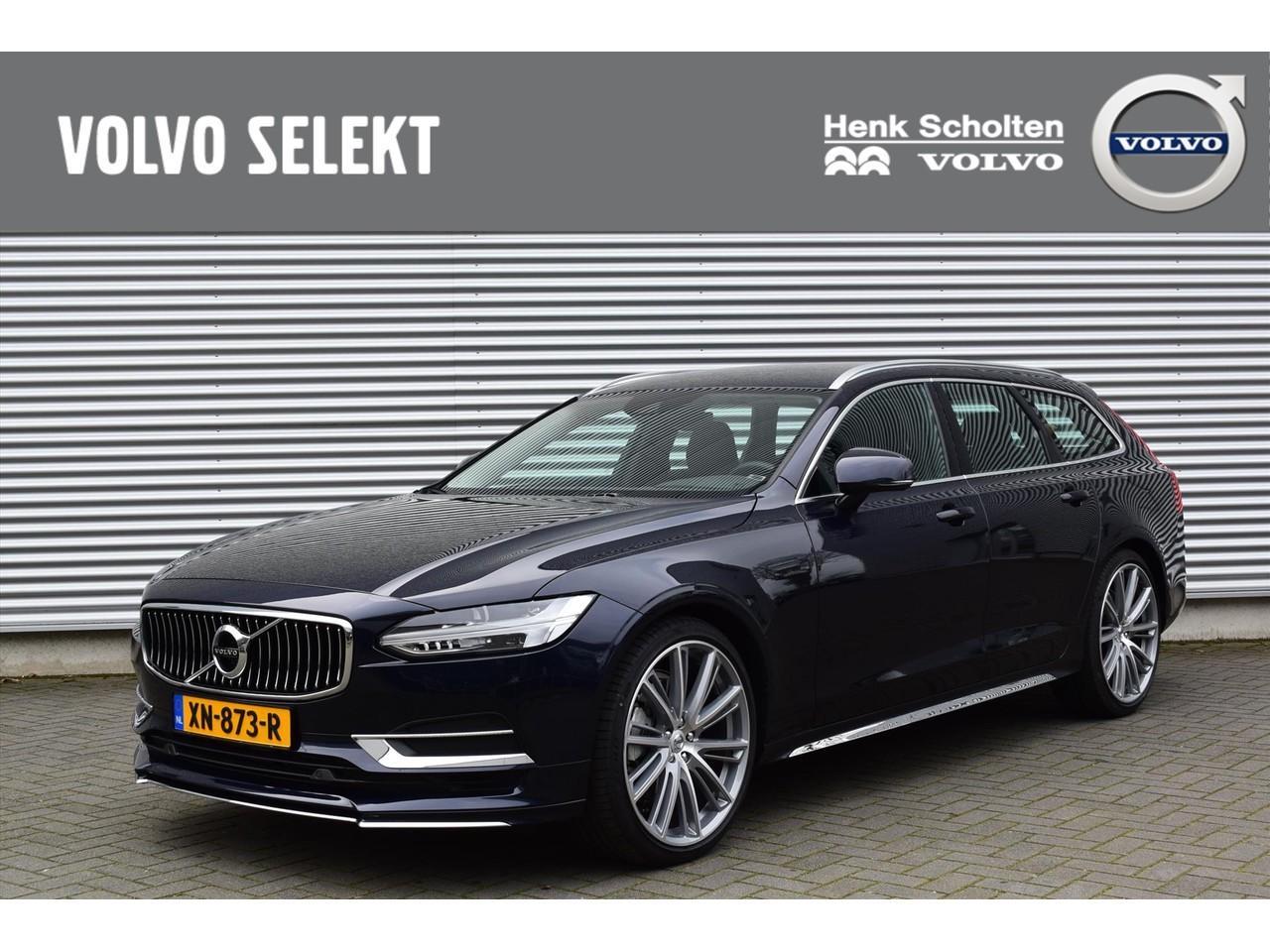 Volvo V90 T4 aut(8) momentum, styling kit ,21 inch, leder