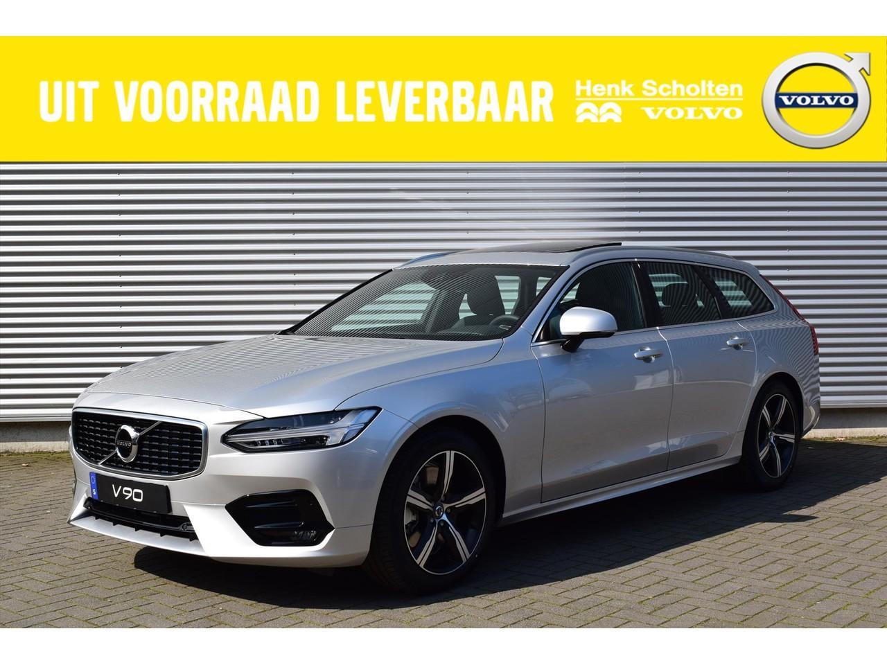 Volvo V90 T4 190pk business sport luxury scandinavian line
