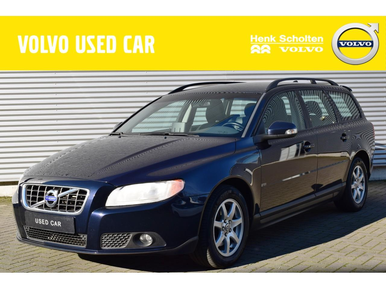 Volvo V70 2.4d aut(6) limited edition plus navi leder