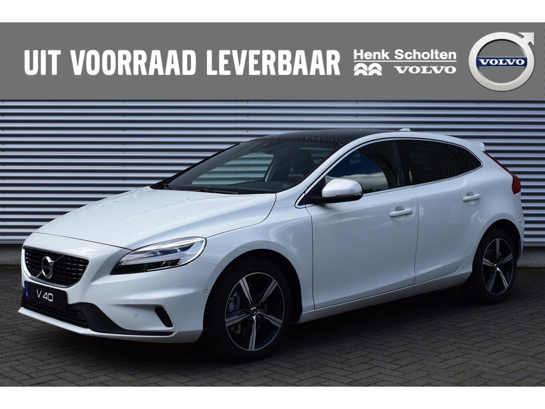 Volvo V40 T3 152pk aut(6) polar+ sport panodak
