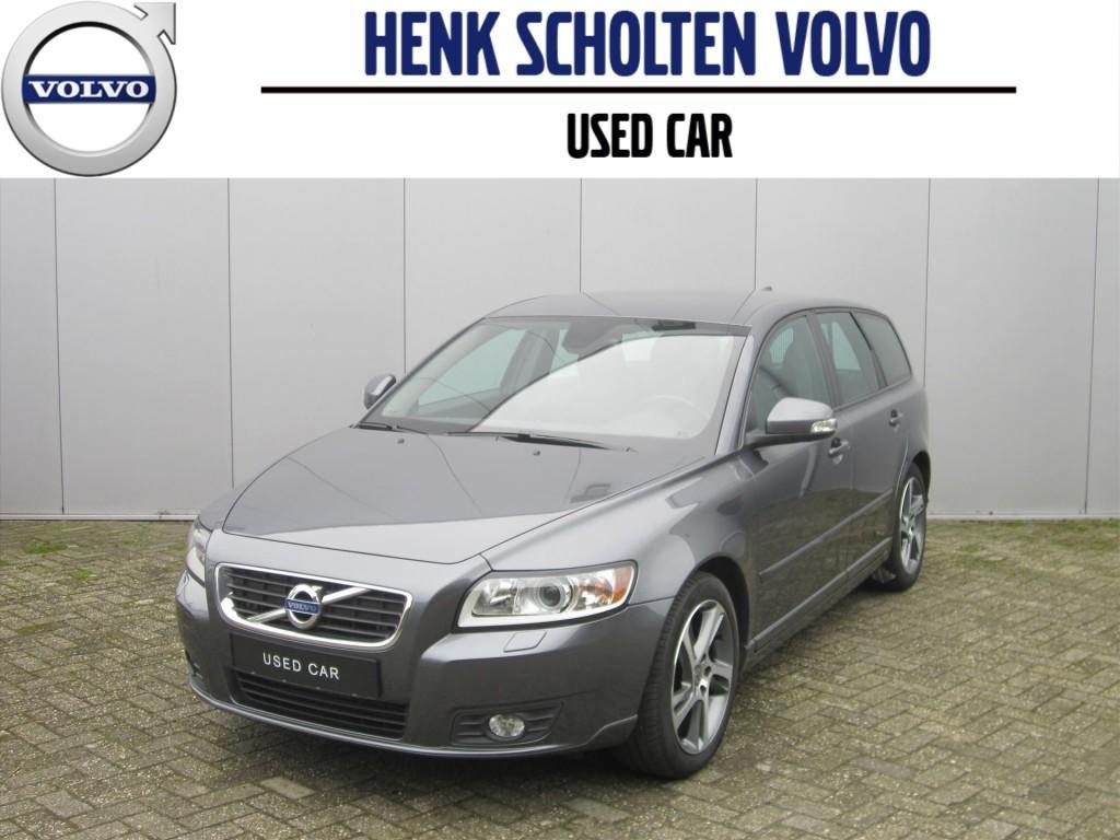 Volvo V50 D2 limited edition/achterspoiler/afn. trekhaak