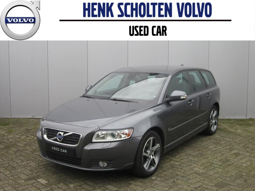 Volvo V50 D2 limited edition/trekhaak
