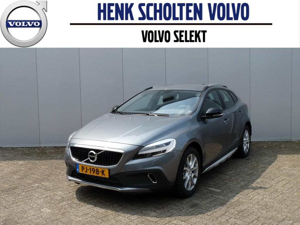Volvo V40 2.0 d2 120pk geartronic nordic+
