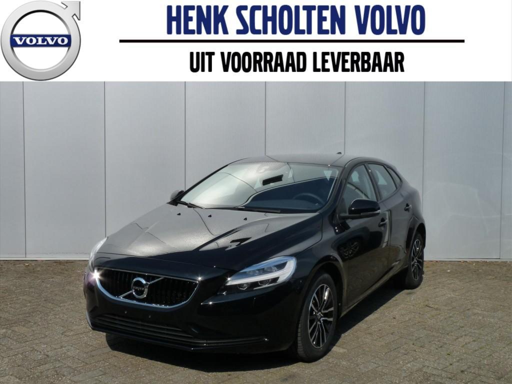Volvo V40 2.0 d2 120pk nordic+/62l tank/noodwiel