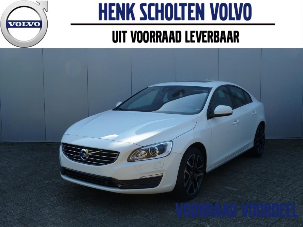 Volvo S60 T3 152pk polar+dynamic/comfort/luxury