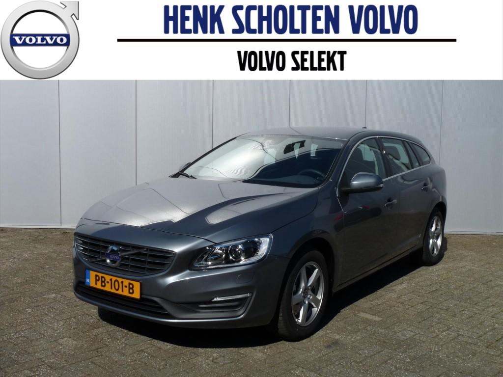 Volvo V60 D2 120pk nordic+