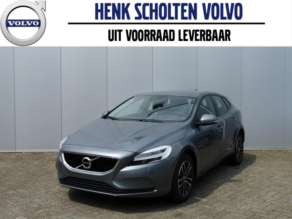 Volvo V40 2.0 d2 120pk nordic+/62l tank/noodreservewiel