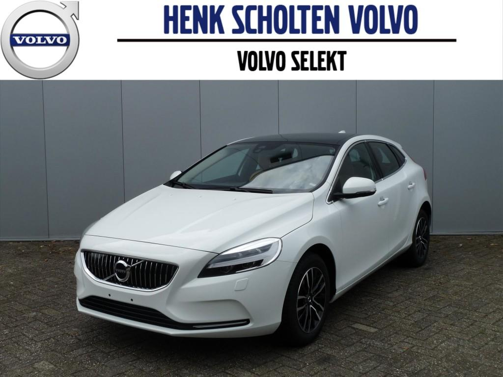 Volvo V40 2.0 d2 120pk nordic+ luxury