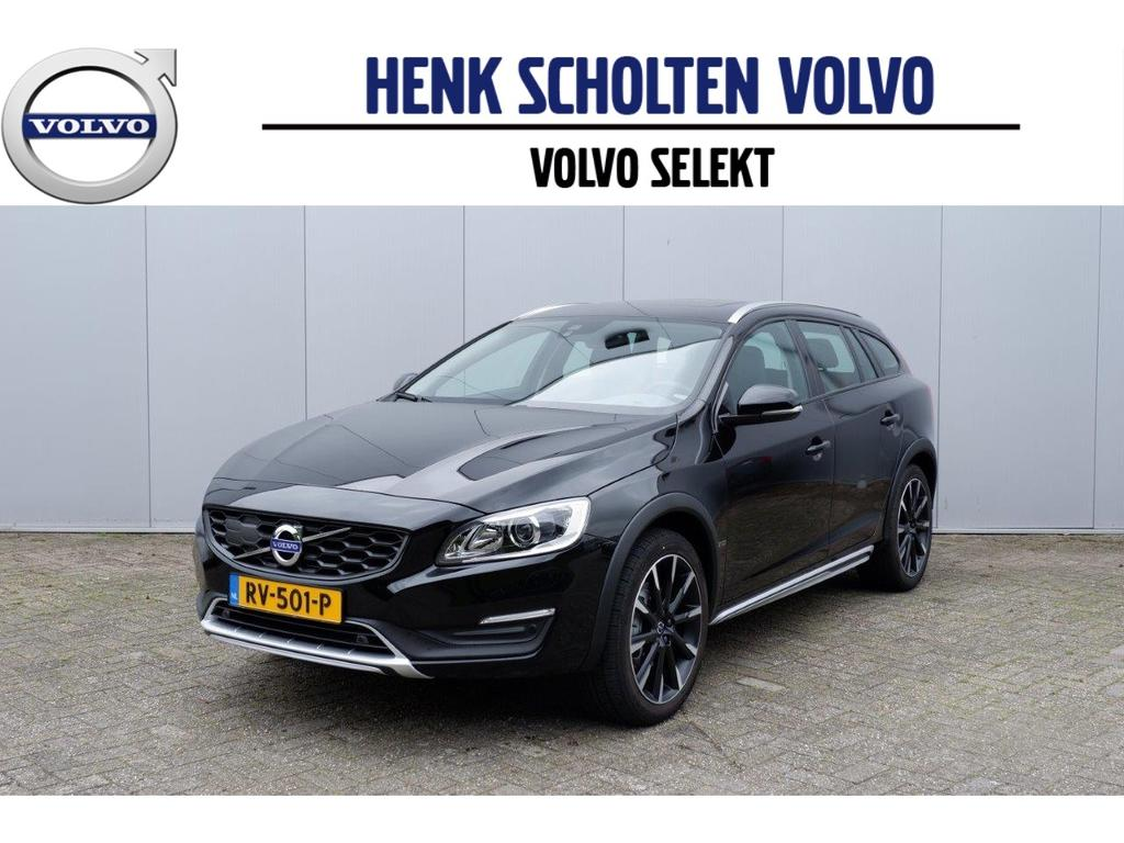 Volvo V60 cross country D4 190pk geartronic polar+ luxury