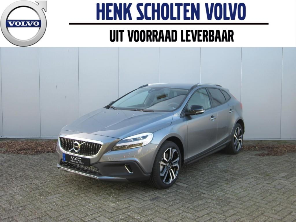 Volvo V40 cross country 2.0 d3 150pk geartr. nordic+