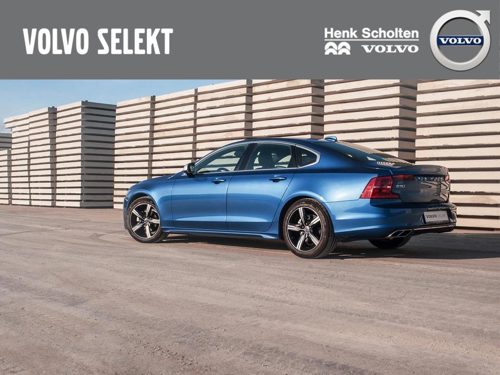 Volvo S90 D3 aut6 r-design/styling kit/standkachel