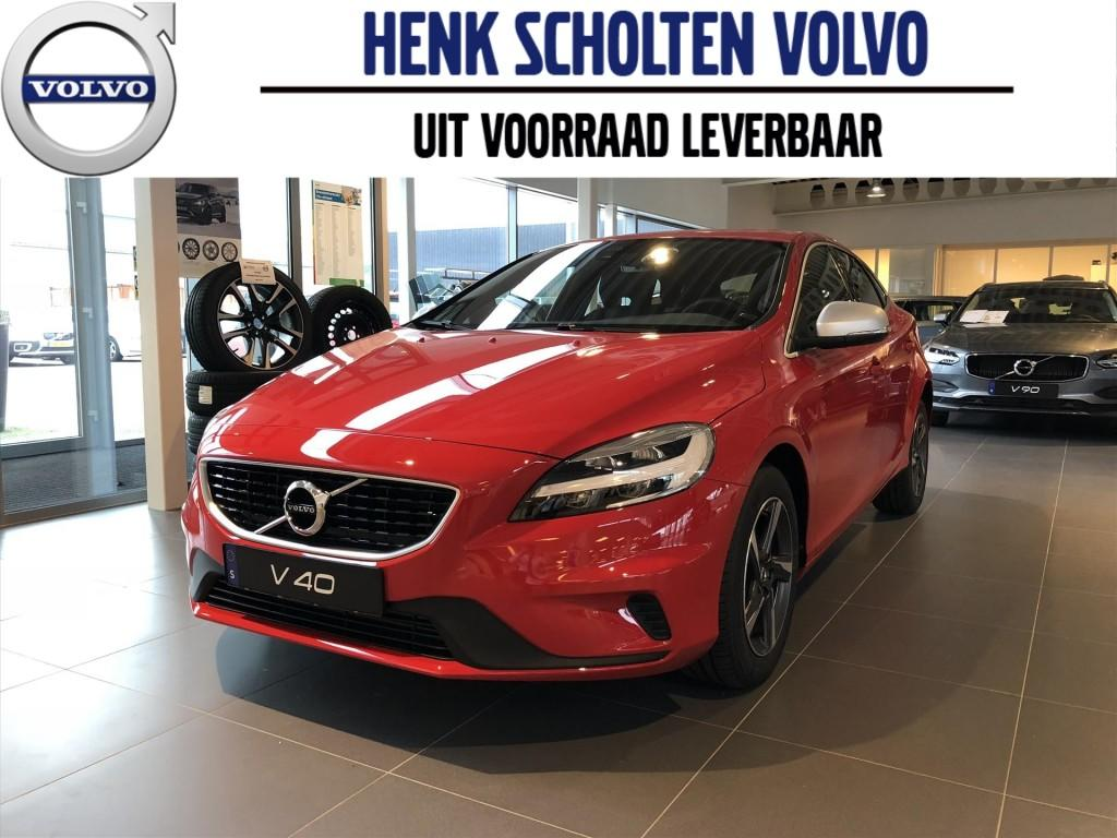 Volvo V40 2.0 d3 150pk business sport/scand.-line