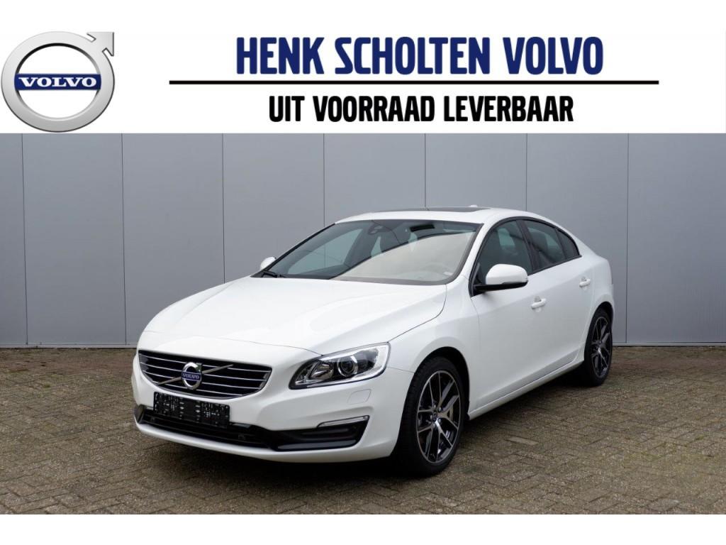Volvo S60 D3 150pk polar+ dynamic/lux.-/scan./comf.