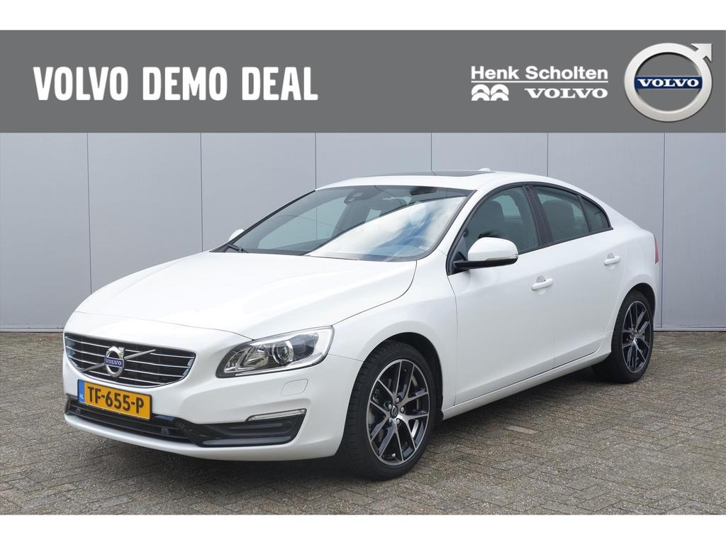 Volvo S60 D3 150pk polar+ dynamic lux./scan./comf.