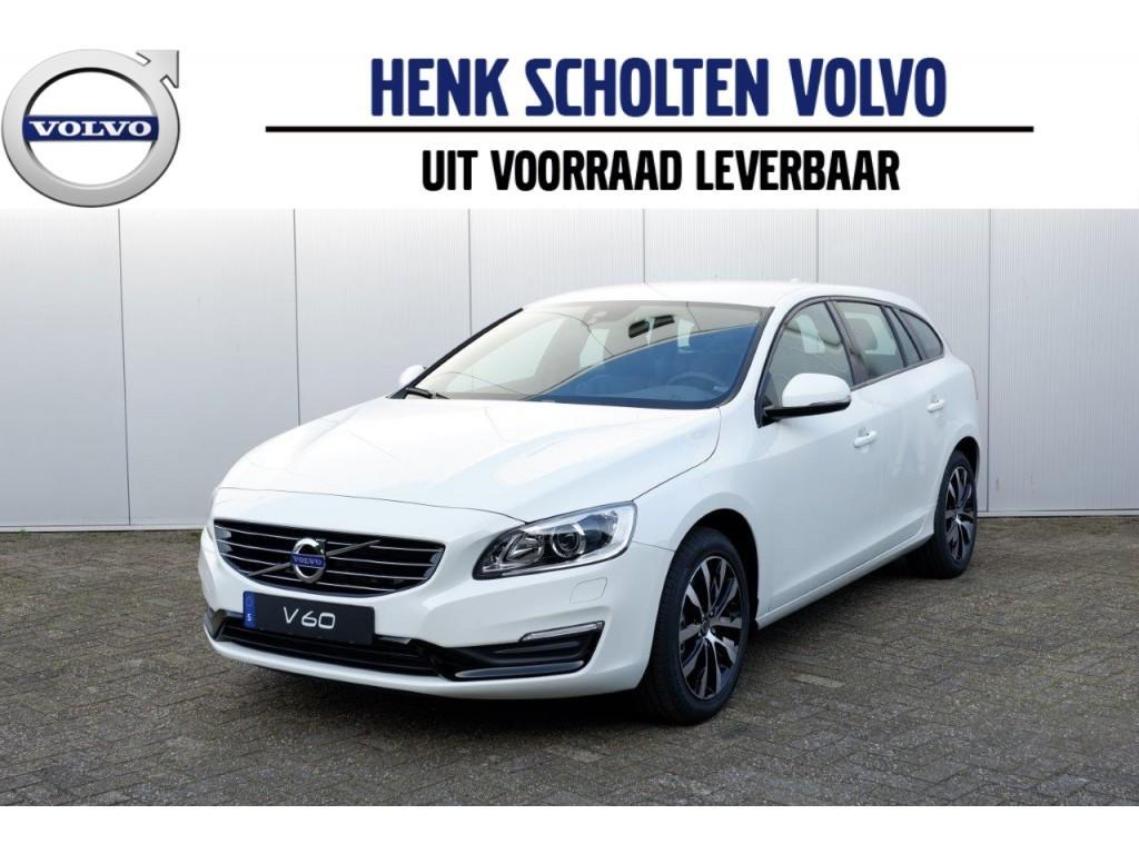 Volvo V60 T3 152pk start/stop polar+ dynamic/ comfort line