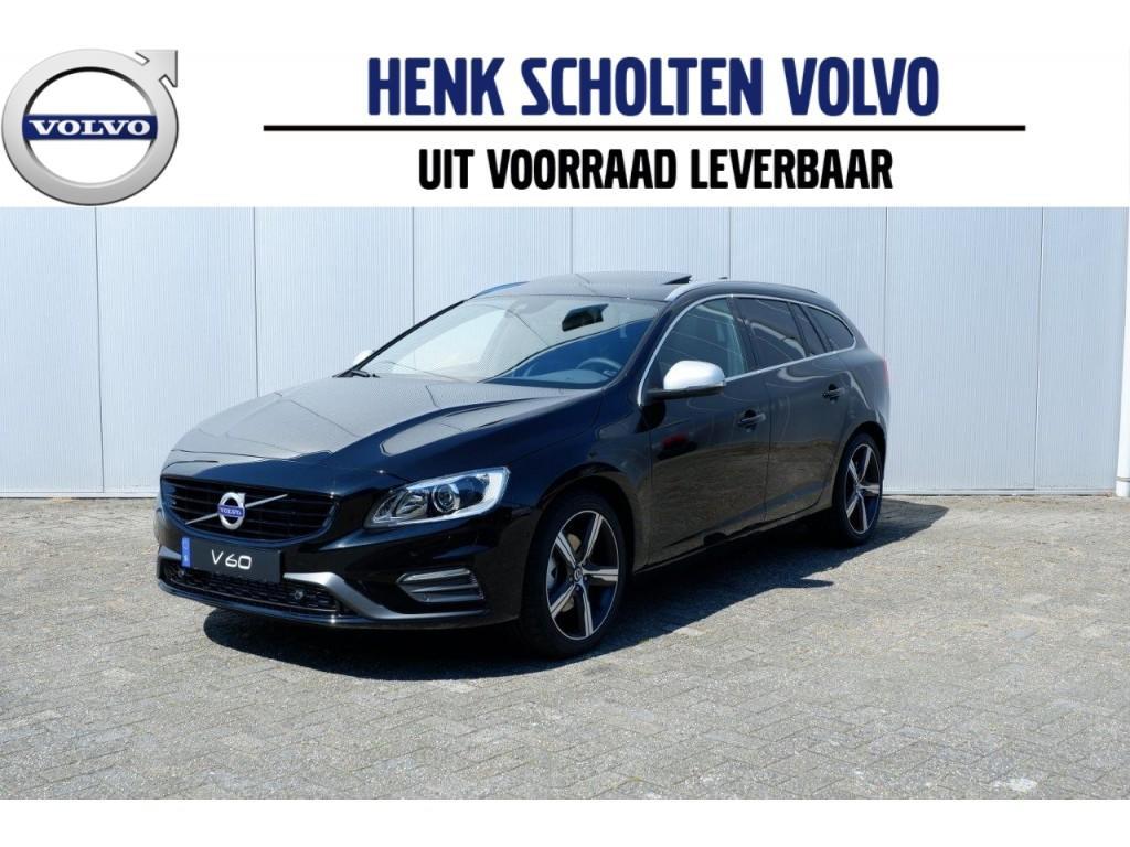 Volvo V60 T4 190pk aut6 business sport/ lux./scandinavian