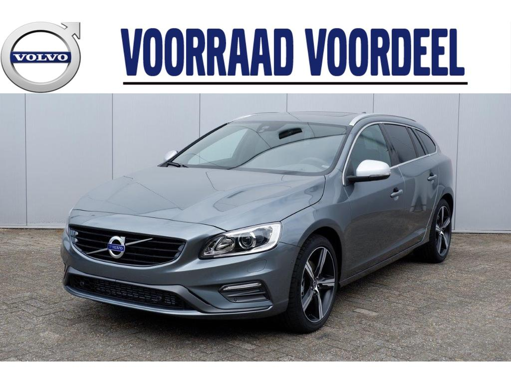 Volvo V60 T4 190pk business sport/luxury/scan.-line