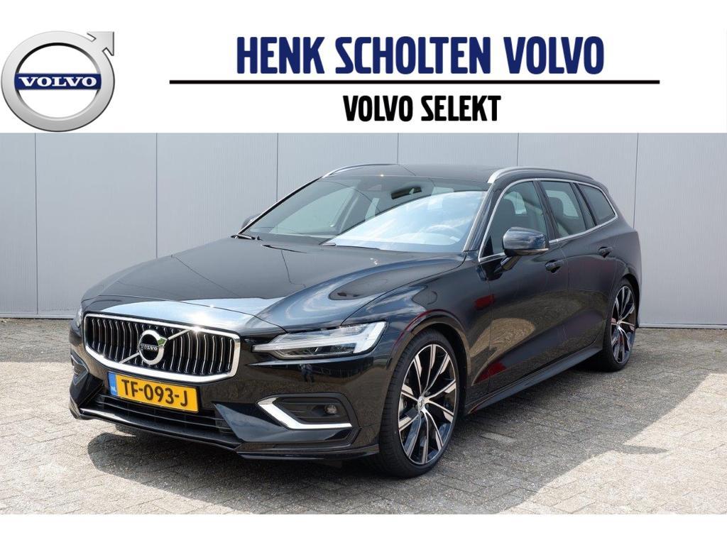Volvo V60 New t6 aut8 310pk inscription en more