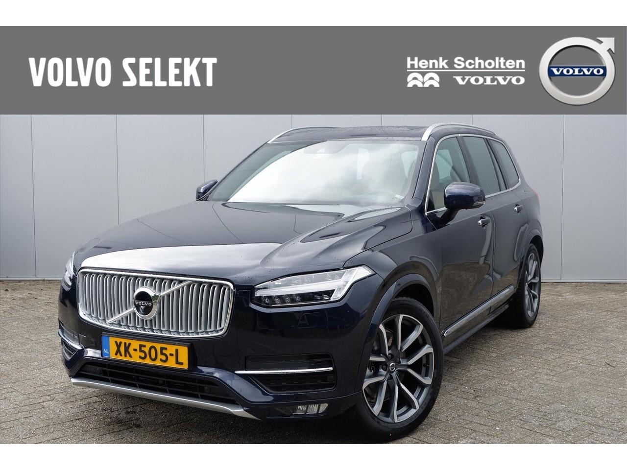 Volvo Xc90 T5awd 250pk aut8 7p inscription & more