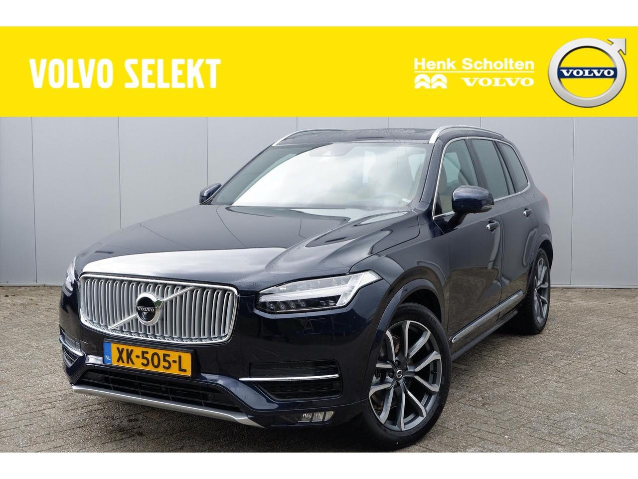 Volvo Xc90 T5awd 250pk aut8 7p inscription & more