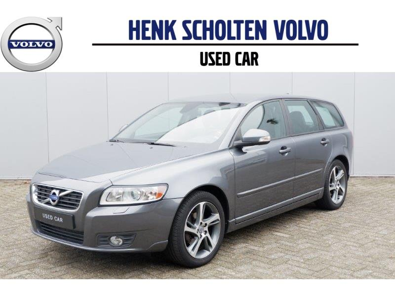 Volvo V50 D2 115pk limited edition/trekhaak