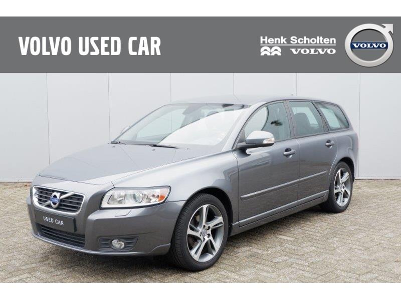 Volvo V50 D2 115pk limited edition/trekhaak