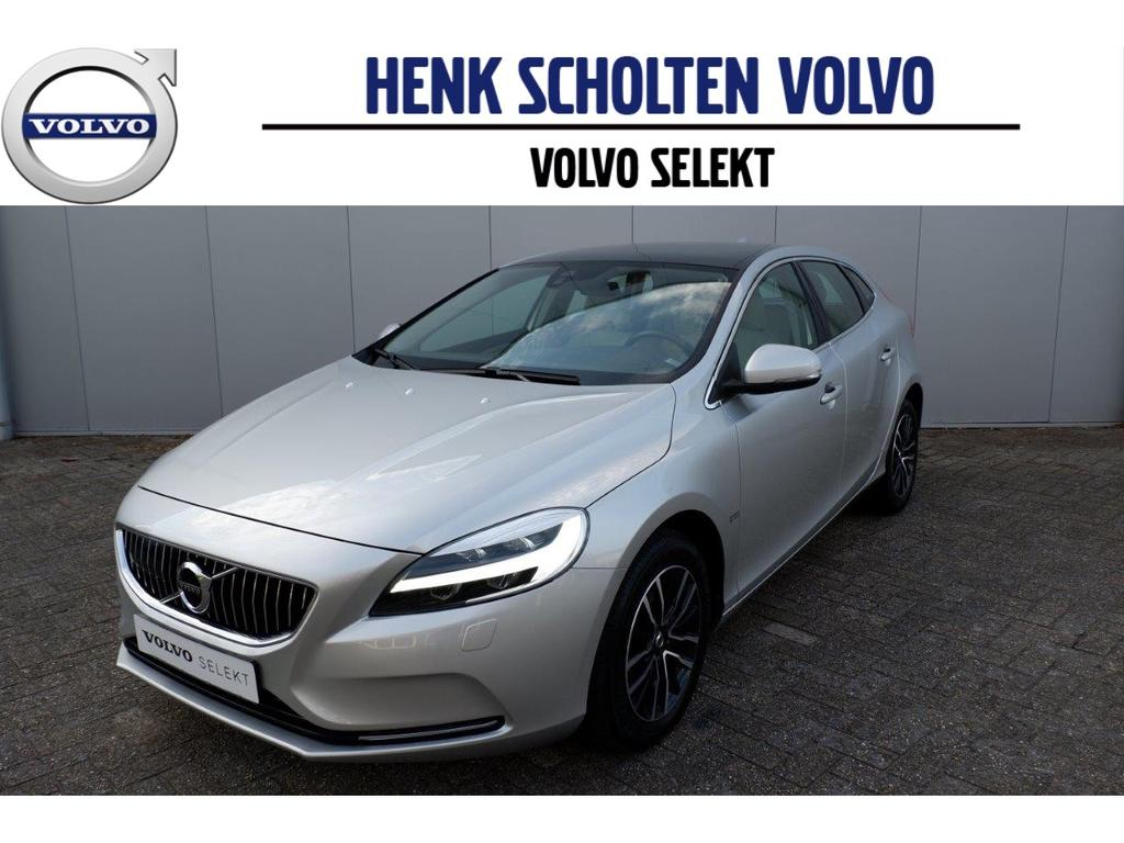 Volvo V40 2.0 d2 120pk nordic+ luxury/ trekhaak