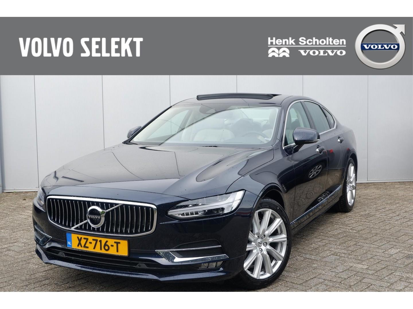 Volvo S90 T4 190pk aut8 inscription/standkachel/luxury